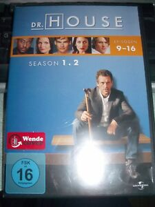 Dr. House - Season 1.2, Episoden 09-16 (2 DVDs) (2009) - Eitorf, Deutschland - Dr. House - Season 1.2, Episoden 09-16 (2 DVDs) (2009) - Eitorf, Deutschland