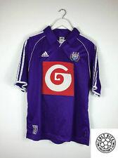 Retro ANDERLECHT 99/00 Away Football Shirt (L) Soccer Jersey Adidas