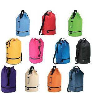 Centrix-Duffle-Sac-11-couleurs-Duffel-sac-epaule-sac-a-dos-sac-a-dos