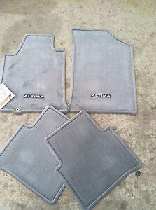 New Oem 2007 2008 Nissan Altima 4pc Carpet Floor Mat Set