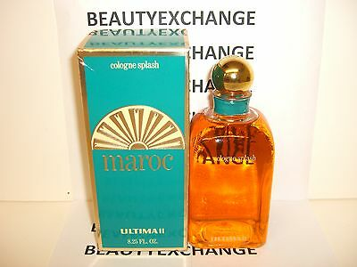 Maroc by Ultima II Perfume Cologne Splash 8.25 oz