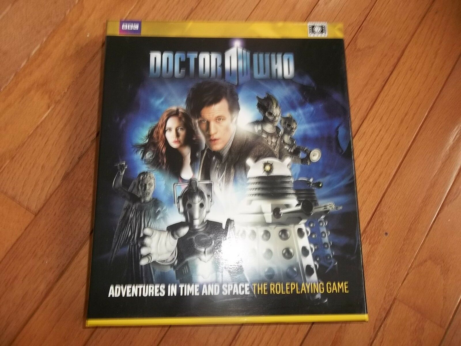 alto descuento Cubículo siete C7 BBC Doctor Who aventuras en en en el tiempo y el espacio CB71109 ENLOMADOR  selección larga