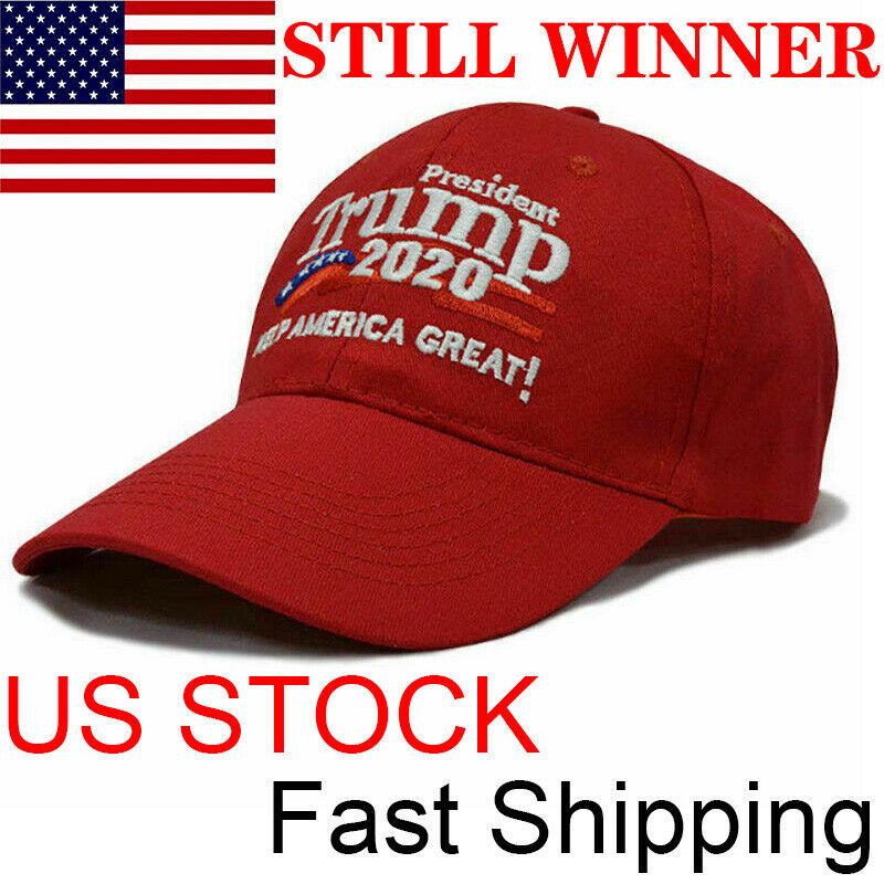 Trump 2020 Winner HAT Keep America Great Cap President Elect