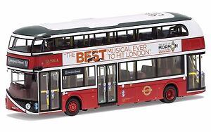 Corgi-Original-Omnibus-OM46616B-New-Routemaster-Go-Ahead-Heritage-General-bus