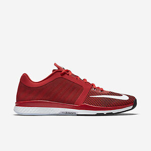 1d2d3831a4e Men s Nike Zoom Speed TR3 Sz 7 University Red 804401-600 FREE SHIPPING