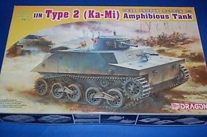 Dragon-7435-IJN-Type-2-Ka-Mi-Amphibious-Tank-scala-1-72