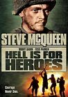 Hell Is for Heroes 0883929311552 With Steve McQueen DVD Region 1