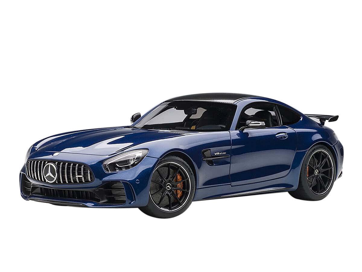 Autoart 1 18 Mercedes-AMG GT R (Brillante blu Metálico) 76334