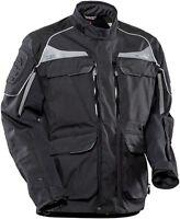 Msr Alterra Adventure Dual Sport Motorcycle Jacket D30 Armor Waterproof Exterior