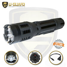 Stun Gun Flashlight LED Rechargeable Non Lethal TAS Police Self Defense Product