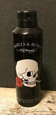 item 5 ED HARDY~Skulls and Roses Deodorant Body Spray~New UB~6 oz 171 g ( Black Can) -ED HARDY~Skulls and Roses Deodorant Body Spray~New UB~6 oz 171  g (Black ... 198feb9bd39cd