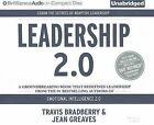 Leadership 2.0 by Dr Travis Bradberry, Dr Jean Greaves (CD-Audio, 2012)