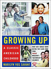 Growing Up: A Classic American Childhood by Marilyn Vos Savant (Paperback, 2003)