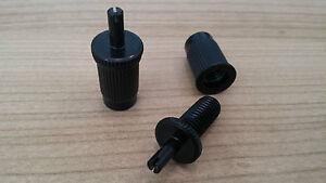 Details about Les Paul Bridge Conversion Posts - Convert Epiphone, imports  etc to ABR-1 Black