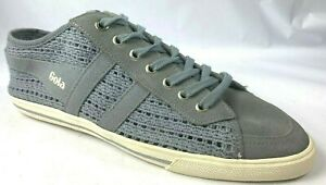 Gola Knit Women`s Sneaker  New.Size 8 U.S. Color Gray