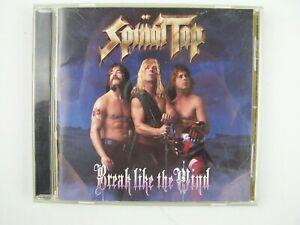 Spinal Tap - Break Like The Wind CD