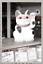 40s-WW2-JAPAN-TOKYO-CAT-WELCOME-CUSTOMER-SHOP-STORE-MISAWA-GOOD-LUCK-Photo-26084 thumbnail 1