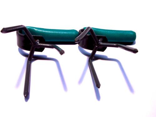 Cultivator// Weeder  Set Of Two 2 GTSM claw Green Jem Hand Held Rake