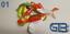 15-Stueck-Relax-Kopyto-10-12-cm-Gummifische-Gummikoeder-Hecht-Barsch-Zander Indexbild 2