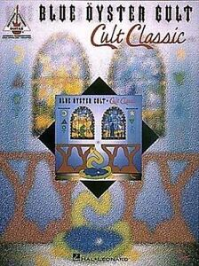 Guitar-Recorded-Versions-Blue-Oyster-Cult-Classic-Sheet-Music-Songbook-Tabs-1996