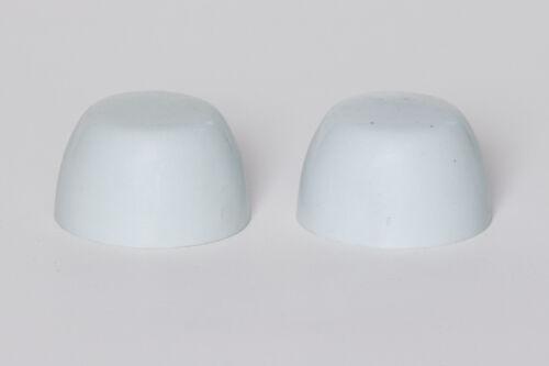 HERON BLUE  KK-39-PBC Kohler Replacement Toilet Bolt Caps Set of 2