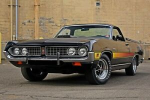 1971 Ford Ranchero GT (Project)