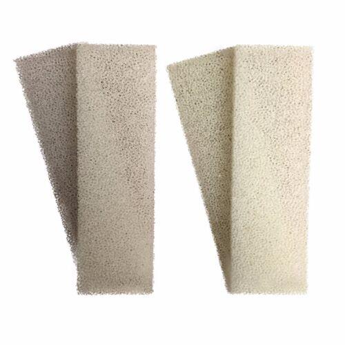 4 x Compatible Foam Filter Pads Suitable For Fluval U3 Aquarium Filter