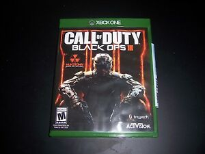 Replacement Case No Game Call Of Duty Black Ops Iii 3 Xbox One 1