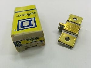 SQUARE D B0.71 THERMAL OVERLOAD RELAY THERMAL UNIT NNB