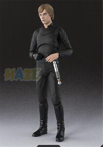 S-H-Figuarts-Star-Wars-Luke-Skywalker-Jedi-Knight-Figura-Modelo-de-juguete-Nuevo