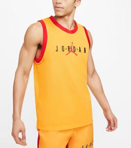 Nike-Men-039-s-Tank-Jordan-Jumpman-Sport-DNA-Amarillo-University-Red-Black-L