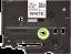 Beschriftungsband original Brother P-touch TZe-FX231 12mm sw//ws Flexi für Kabel