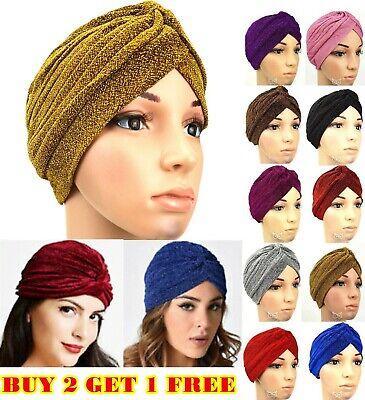 All That Glitters is Gold Turban Headband