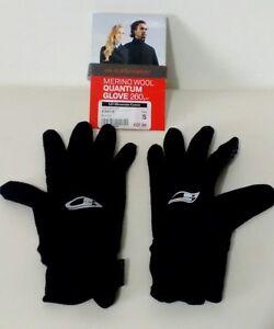 81ef2b2cd3 Icebreaker Gloves Size S Merino Wool Quantum 260g/m2 Cycling Grips ...