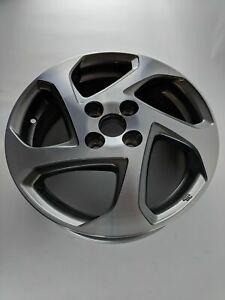 "GENUINE Toyota Yaris / Aygo 15"" Diamond Polished Alloy Wheel Rim 42611-0DC60"