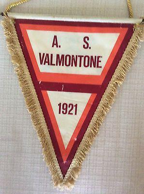 Mobili Muzi Valmontone.Gagliardetto Ufficiale Calcio A S Valmontone 1921 Con Sponsor Muzi Mobili Ebay