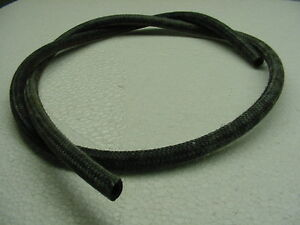 FOOT vw fuel breather hose line 12mm bug bus ghia vent type3 air filter iii iv