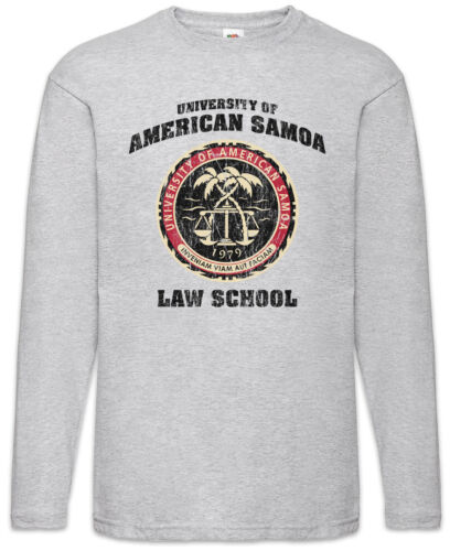 University of American Samoa Men Long Sleeve T-Shirt Better Call Goodman Saul