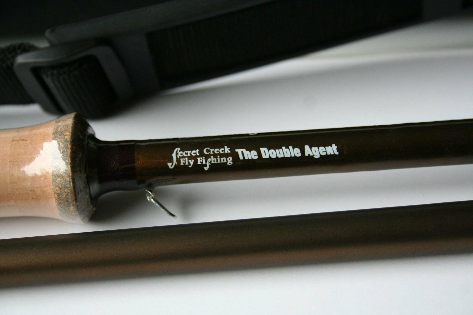 Double-Agent  13'6  Two-Handed 6 piece Spey  Rod  promotional items