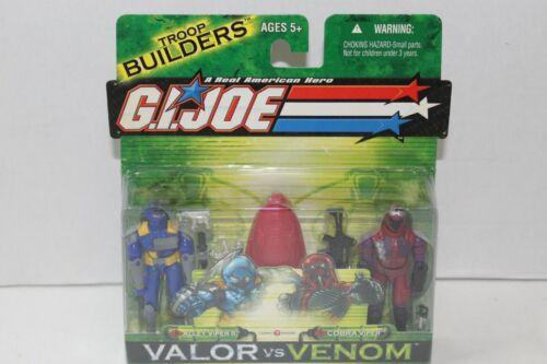 Cobra Viper figurines 3 3//4 pouces joe Alley Viper II vs Hasbro G.I