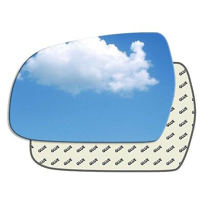 Audi A3 2010-2012 right driver off side convex mirror glass 380RS