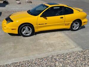 2002 Pontiac Sunfire Pontiac Sunfire GT PKG