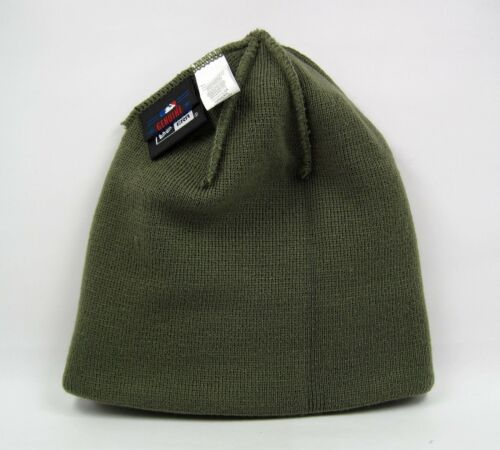 2 of 3 New Era Men s MLB New York Yankees Night Ops Olive Green Winter Knit  Beanie Hat 76ff7cf6cf0