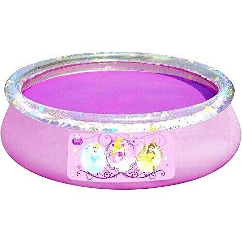 1.98x0.51m Disney Princess Bestway FAST SET au-dessus du sol piscine en rose