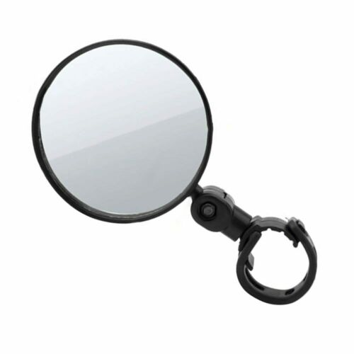 Bicycle Rearview Mirrors  MTB Bike Silicone Handle Rearview Mirror