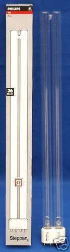 Philips Original UVC Ersatzlampe PL-L 36 Watt OVP Koi Teich Filter Oase
