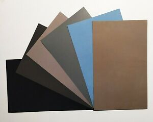 Sandpaper 5 1//2 X 9 Combo 8 PC 2000 2500 3000 5000 2 ea.