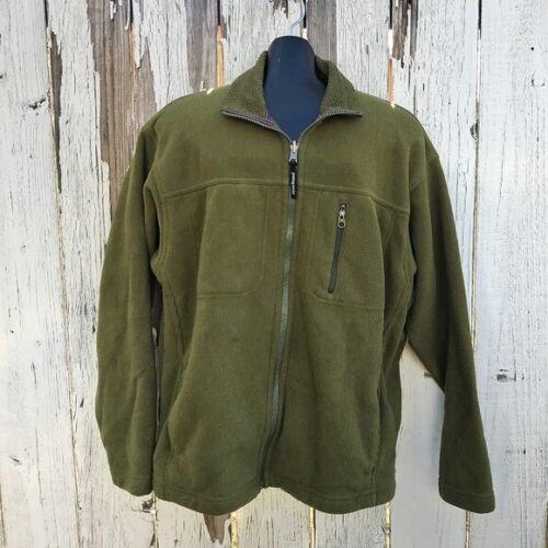 Men's Army Green Patagonia Zip Up Jackets & Coats