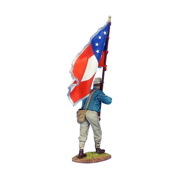 MB018 MB018 MB018 ACW Standard Bearer - 2nd Maryland State Flag by First Legion 4a6
