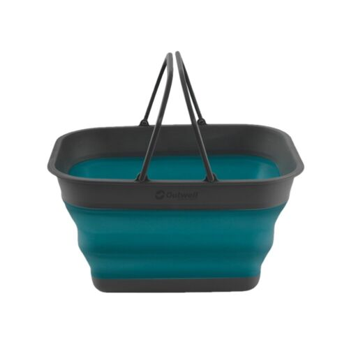 Outwell Collaps Crater With Handle Collapsible Folding Storage Basket Camping